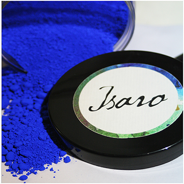The little story of artificial ultramarine blue